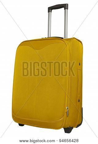 Travel Bag - Yellow