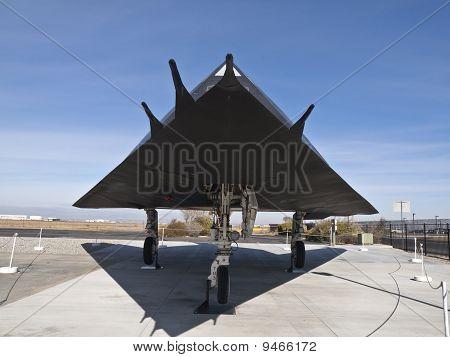 F-117 Museum Plane