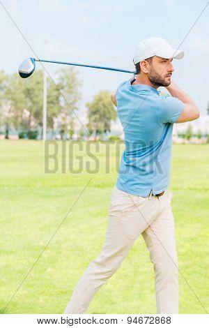 Professional Golfer.