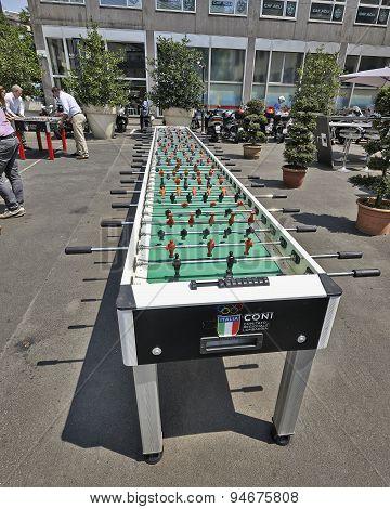 Huge Table Foosball