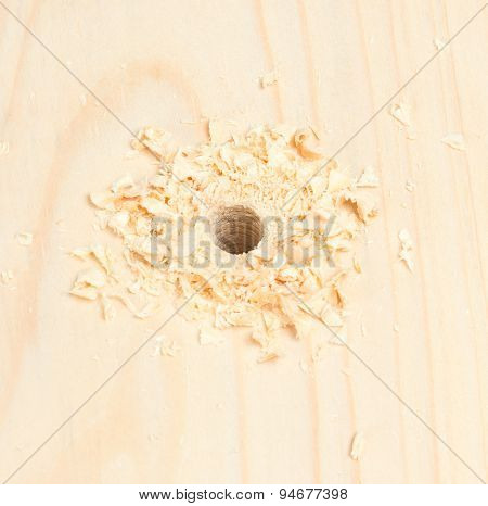 The Hole In The Board