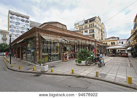 Bedesten Market Thessaloniki