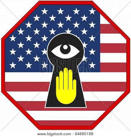 USA Stop Spying