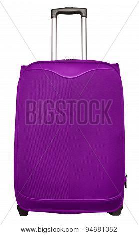 Travel Bag - Purple