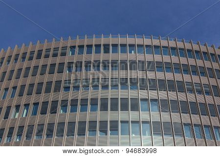 office building facade background