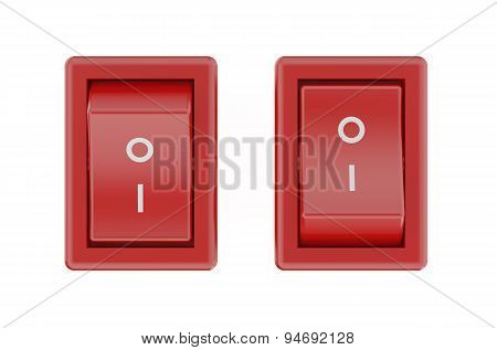 Two Red Switch
