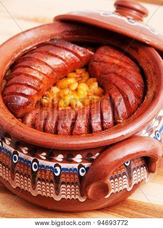 Bulgarian Guiveche