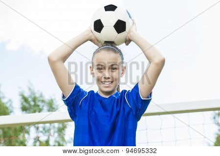 Teen Youth Soccer