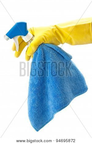Detergents For Cleaning The House