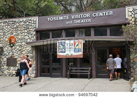 National Park Visitor Center