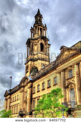 The Sessions House, A Courthouse In Preston, Lancashire, England