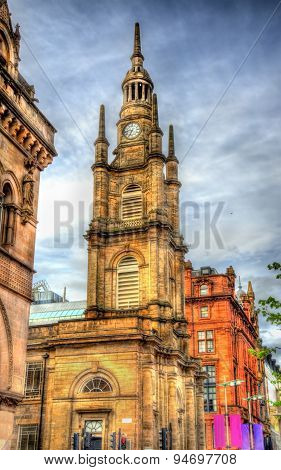 St. George's Tron Parish Church In Glasgow - Scotland