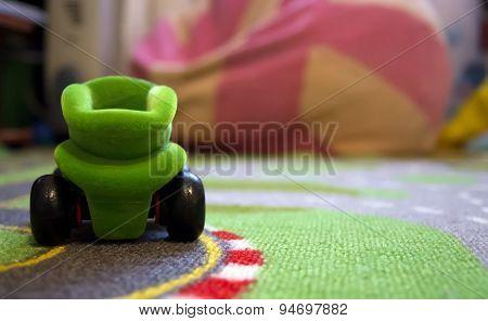 Toy Carpet Car Focus