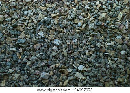 Granite Rubble