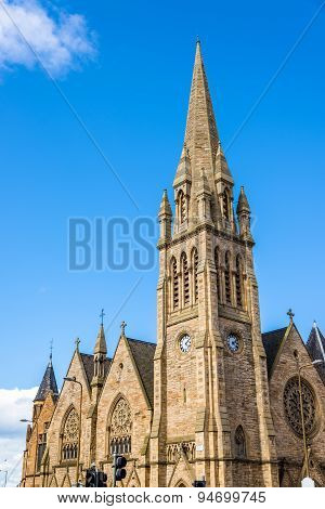 Pilrig St. Paul's Church In Edinburgh - Scotland