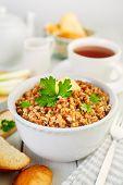 picture of buckwheat  - Healthy breakfast - JPG