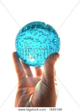Precious Water - Glass Ball