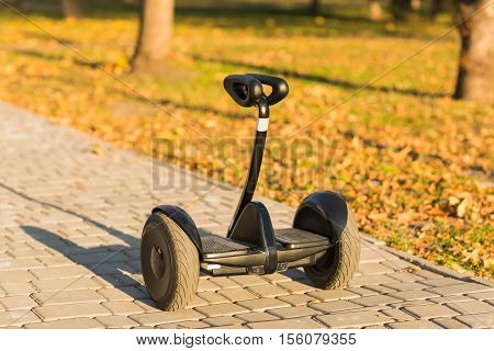 electrical scooter outdoors gyro scooter personal transport
