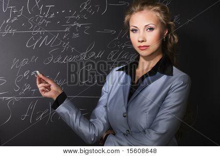 estudante de pós-graduação