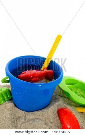 Toys for the beach or the sandbox