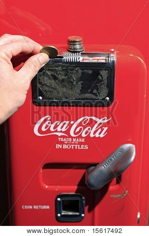Coca-cola Machine