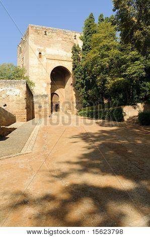 Alhambra - Puerta De La Justicia