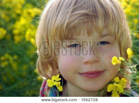 Yellow Portrait