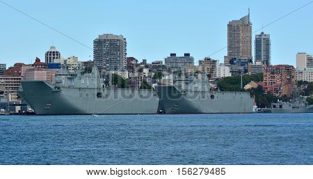 Fleet Base East Sydney New South Wales Australia