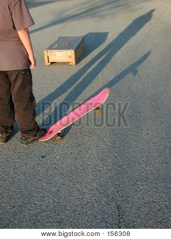 Age 11 Skateboarding