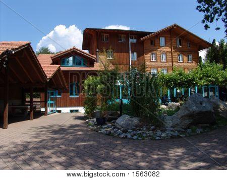 Christian Boarding School In  Gsteigwiler, Switzerland