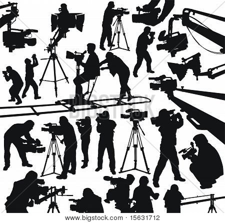 Cameramen And Camcorders