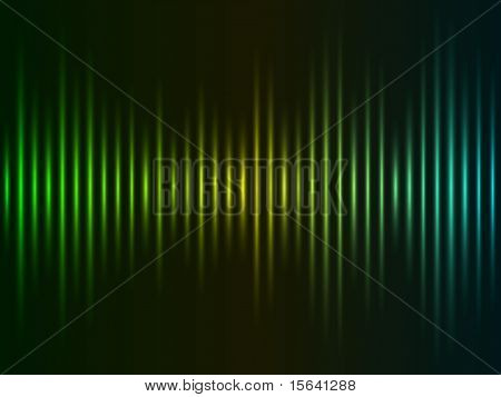 Abstract  light strokes vector background. Eps10 file.