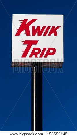 Kwik Trip Sign And Logo
