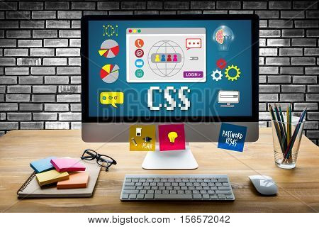 Css Web Online Technology Web Design Css Cascading Style Sheet Programming Language Css Script Code