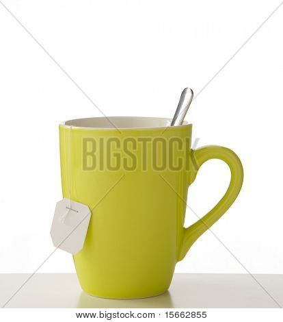 cup and spoon