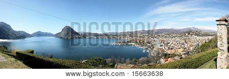 lake in lugano