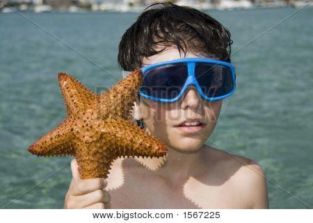 Snorkel Boy