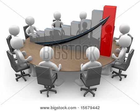 Statistieken vergadering