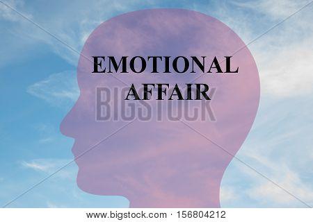 Emotional Affair Concept