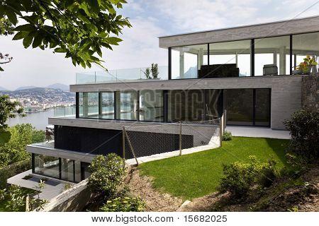 hermosa casa modernista