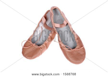 A Pair Of Ballet Shoes