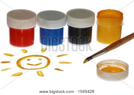 Four Paintbox