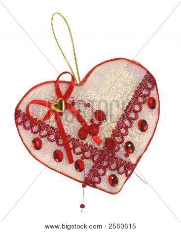 Valentine Heart Souvenir