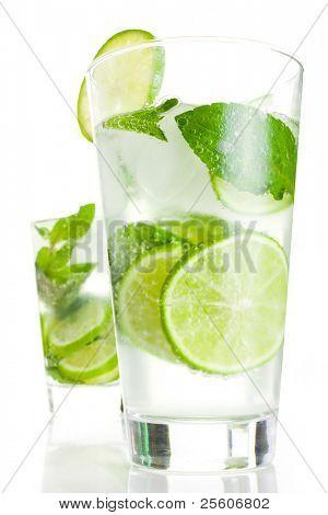 Ice cold mojito