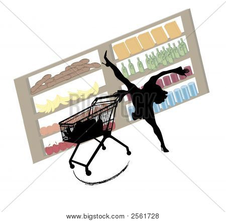 Swinging Shopper