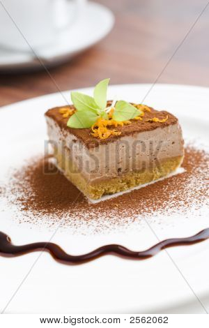 Mocca Cheese Cake