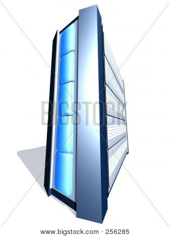 Blue Pc Tower