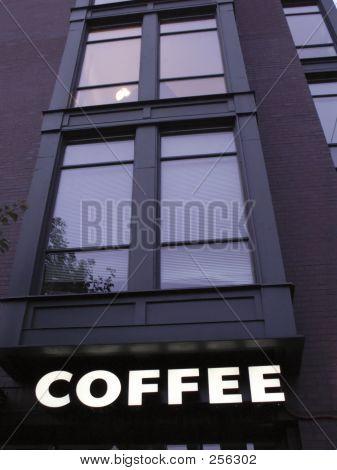 Urban Coffee Sign