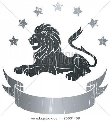 Insígnia de Leão