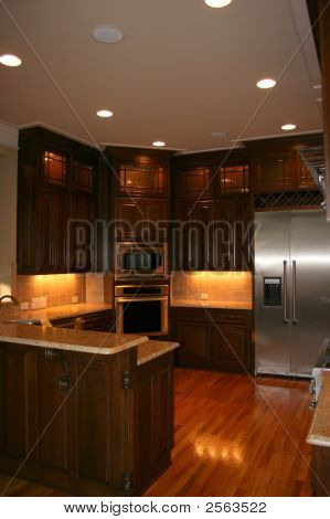 Upscale Kitchen